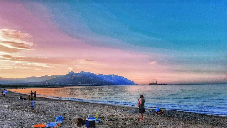 Spiaggia La Capannina di Arbatax in Ogliastra. Foto di Ale Wonder  #Sardegna