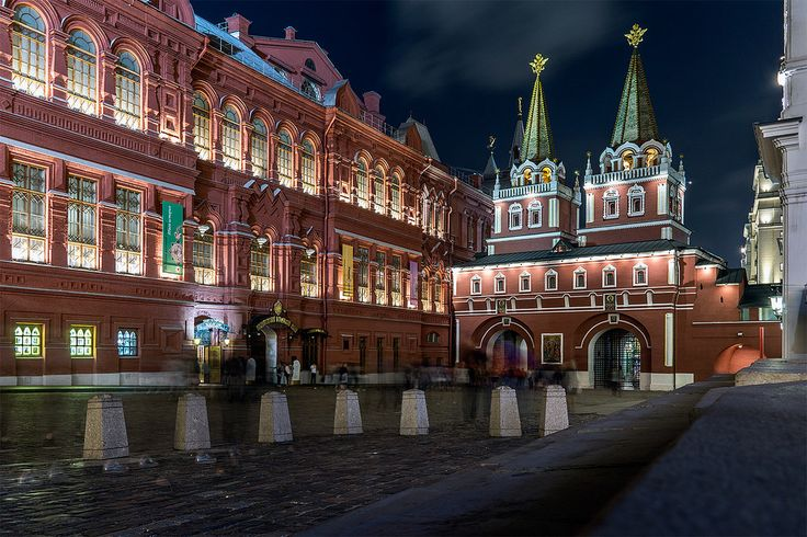 https://flic.kr/p/Zze5CU | Moscow | Państwowe Muzeum Historyczne na Placu Czerwonym w Moskwie. The State Historical Museum on Red Square in Moscow.  Portfolio Facebook Instagram Steepshot