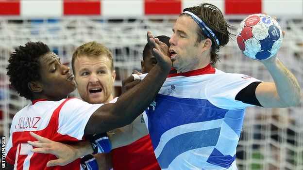 The British men's handball team head into their final European qualifier against Italy with just 12 players after a series of late withdrawals.