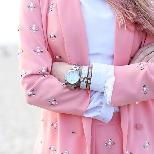 Pink outfit #clothes