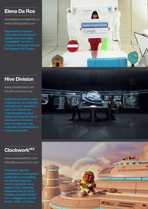 Behance Portfolio Reviews #2 by MANIFACTORY , via Behance
