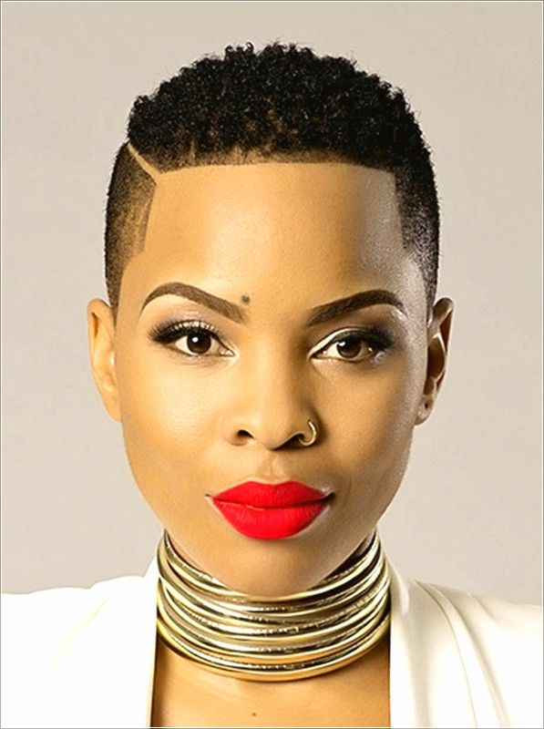 15 beautiful short hairstyles for African American women #