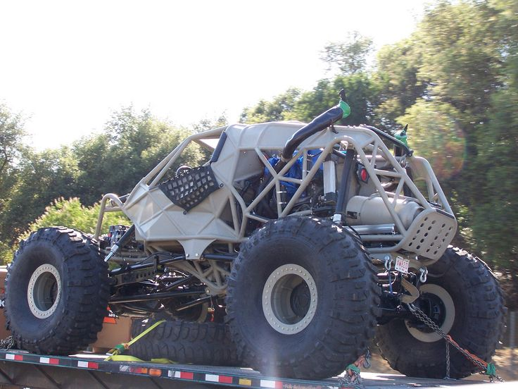 Mad Max would have been proud Offroad Vehicles
