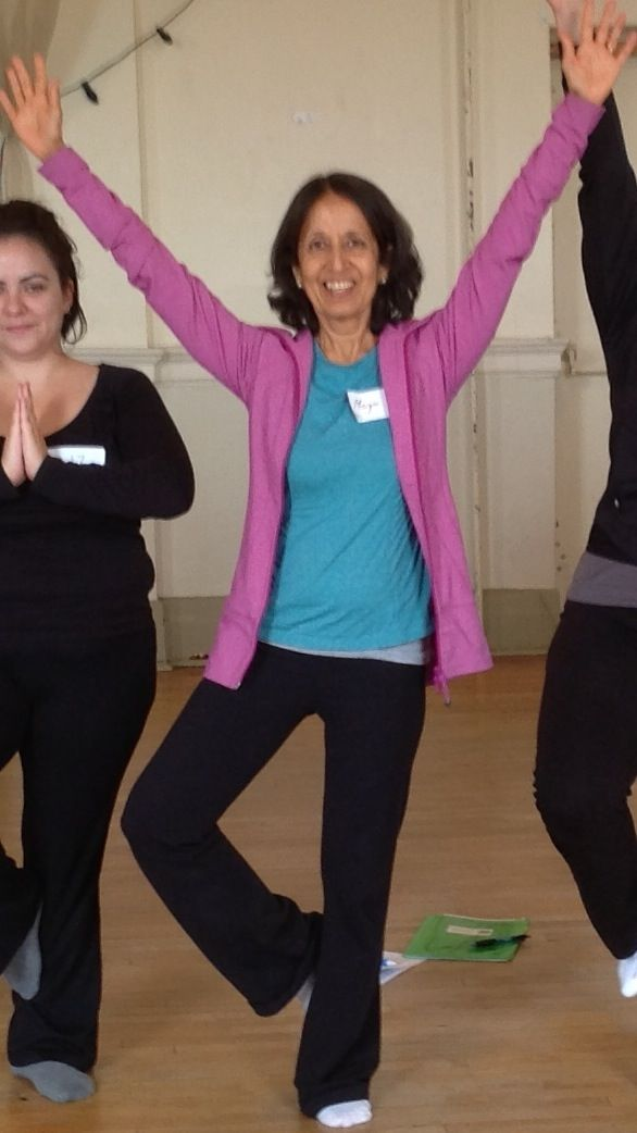 http://www.childrensyogabooks.com Congratulations to another successful 95 hour Kids Yoga Teacher graduate! Well done Manju! We celebrate this accomplishment with you. Kids in the Sudbury area will benefit from the health and joy that you are spreading through yoga. Wish you were also graduating? Interested in weekend training that you can do at your own pace?  Sign up at www.childrensyogabooks.com/training.html