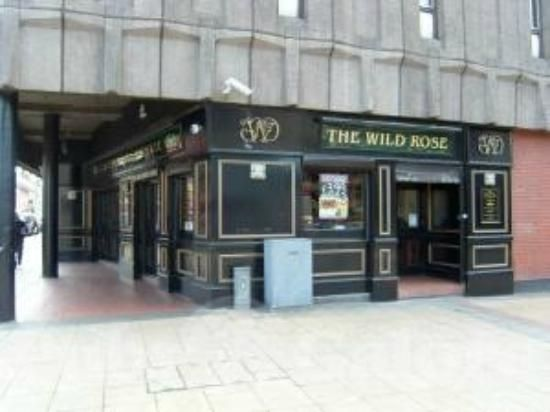 The Wild Rose Bootle