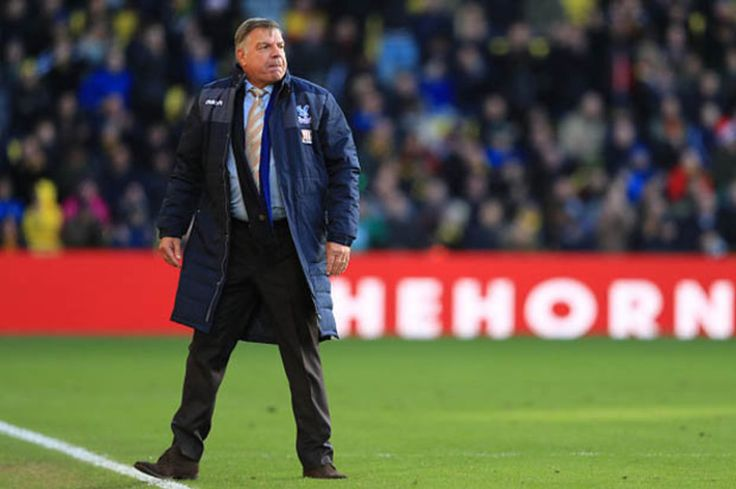 Crystal palace v Arsenal: Sam Allardyce talks England exit ahead of Arsenal clash