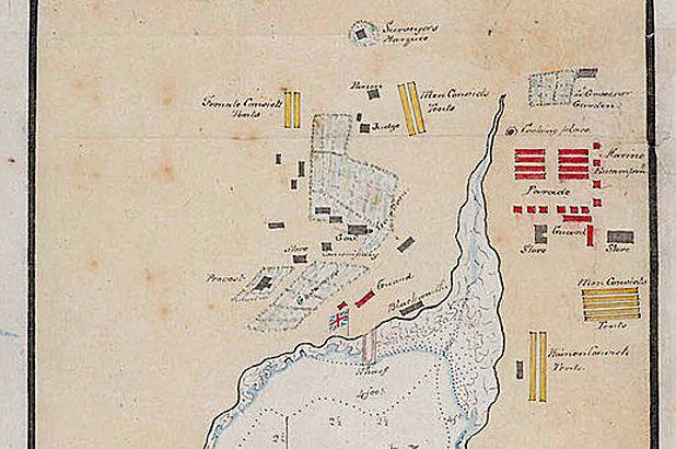 sydney cove terrain 1788 - Google Search