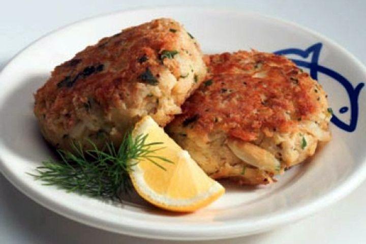 Crab Cake Recipe Low Calorie: Crab Cakes (Weight Watchers) Recipe