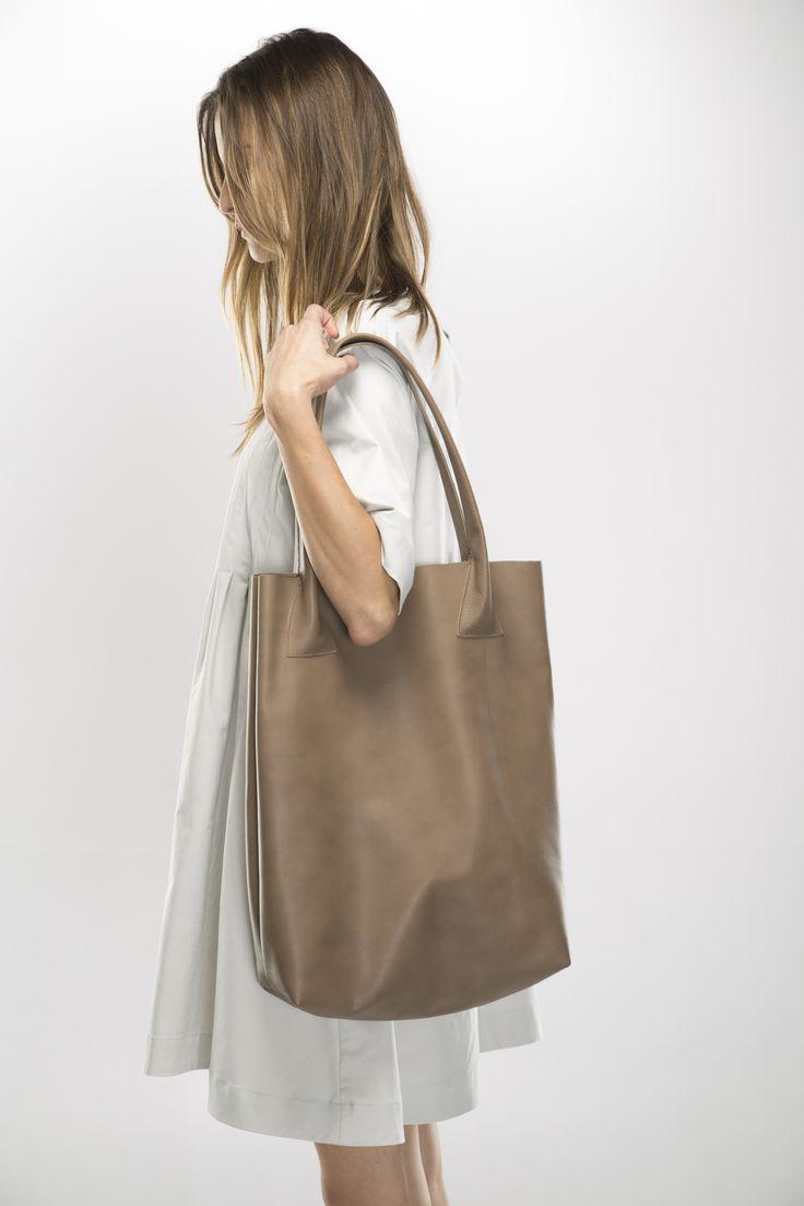 Leather bag http://shop.adelinaivan.com/en/accessories-4/brown-leather-bag-206/