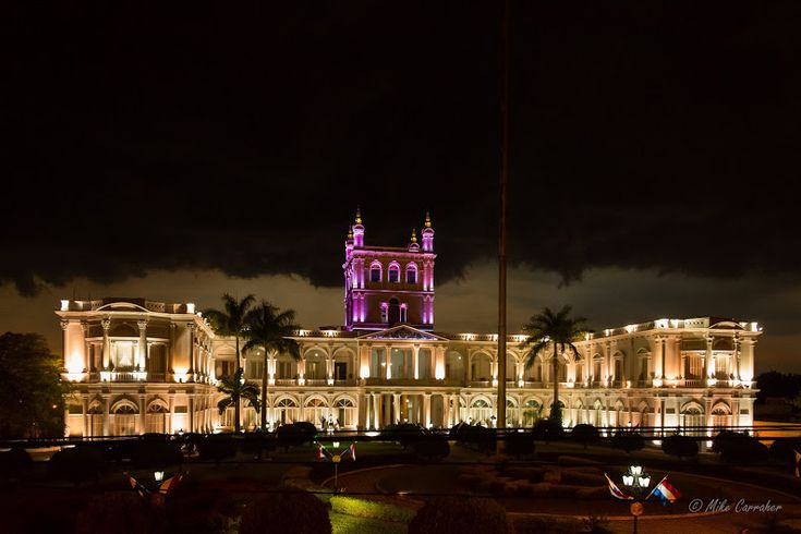 AMÉRICA LATINA | Palacios Presidenciales | Palácios Presidenciais - Page 33 - SkyscraperCity