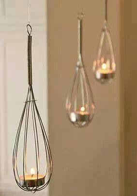 Schwingbesen Lichter