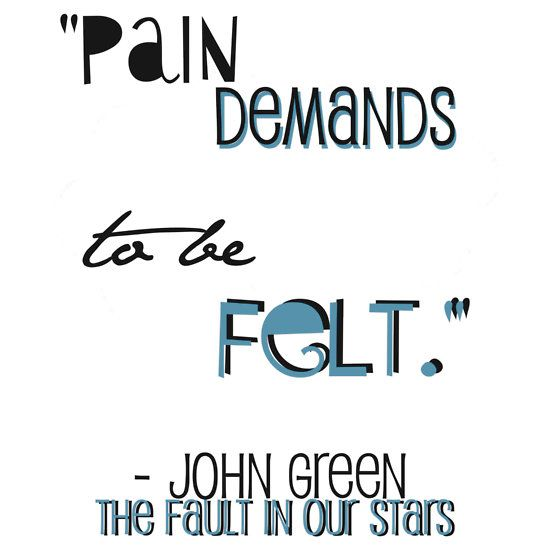 the fault in our stars quote shirt
