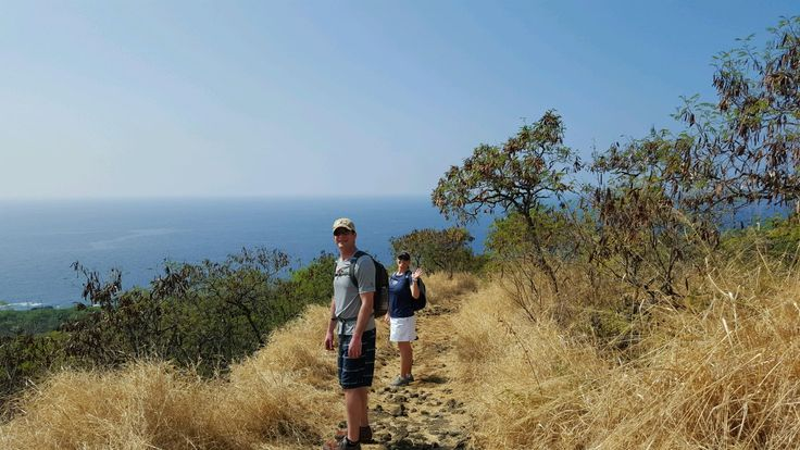 The Jacobsons hit the hills in Hawaii! BeActive Bradley