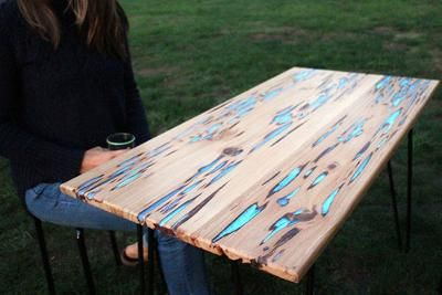Create Your Own Glow Table In 11 Easy Steps