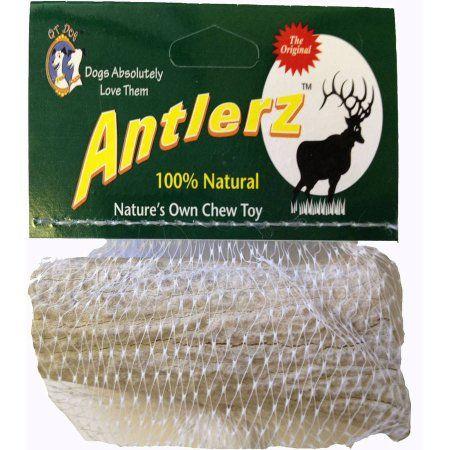 Antlerz Deer Antler Dog Chews, Large