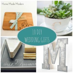 10 Wedding Gifts Couples Forget to Ask For (But Shouldn't): Classic Wedding Gift Ideas