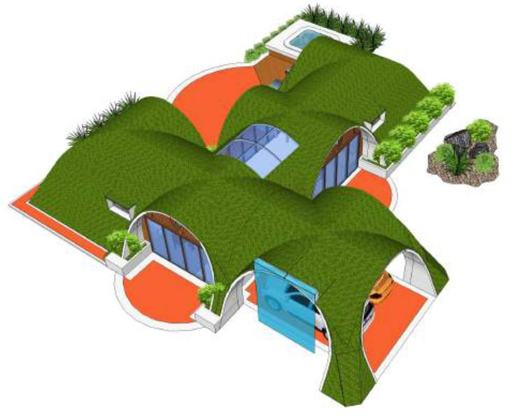 GREEN MAGIC HOMES - The most beautiful Green Homes ever.
