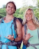 The Amazing Race Friday nights at 8/7c is featuring Bethany Hamilton and her husband, Adam Dirks!!!!