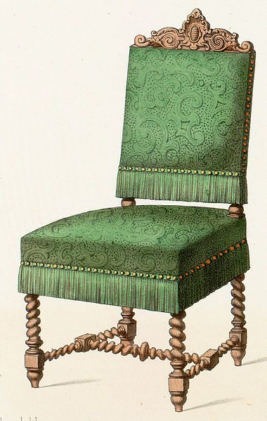 Stylish Recliner: 17 Best Images About ATC / Louis XIII