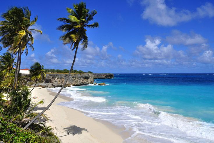 Bottom Bay on the east coast of Barbados | Top 10 long haul winter sun destinations | Weather2Travel.com #travel #holiday #weather