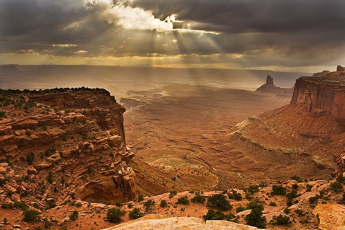 I had a dream of this place last night. Canyonlands National Park. Utah.
