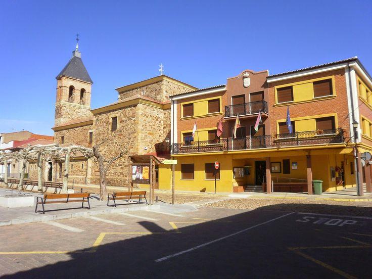 Hospital de Órbigo, León, Camino de Santiago