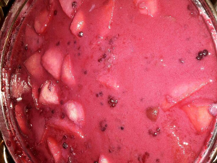 Vegyes gyümölcsleves recept | APRÓSÉF.HU - receptek képekkel