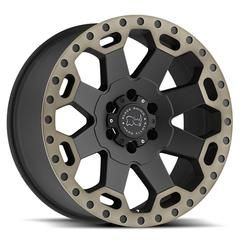 The new Black Rhino Warlord truck rims live up to that aggressive name in more ways than one. Start with...