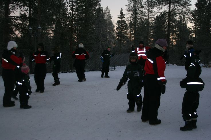 Keeping warm! Lapland with children! Finland, Father Christmas, Santa Claus, snow, Finnish, North Pole, Christmas, children, saariselka, arctic, arctic circle,   http://globalmousetravels.com/2013/12/trip-review-lapland-santas-lapland/