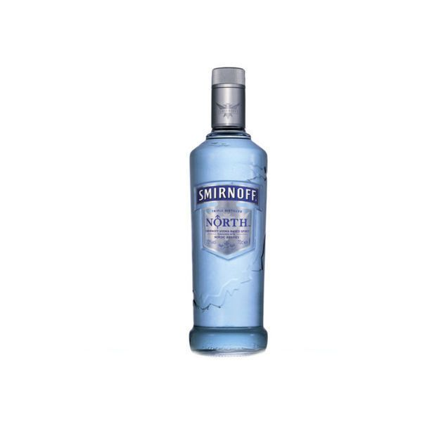 smirnoff north ❤ liked on Polyvore featuring drinks, blu and food and drink