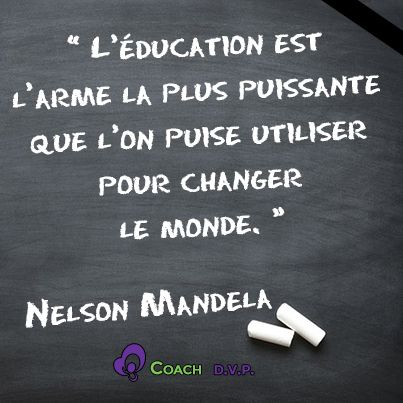 La citation du jour : Plus