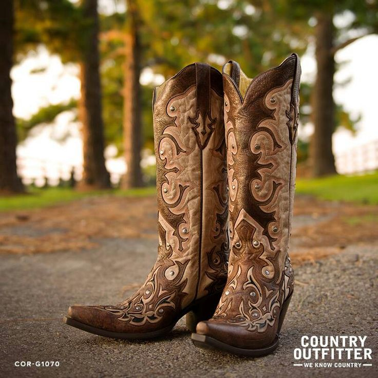 Country Outfitter boots