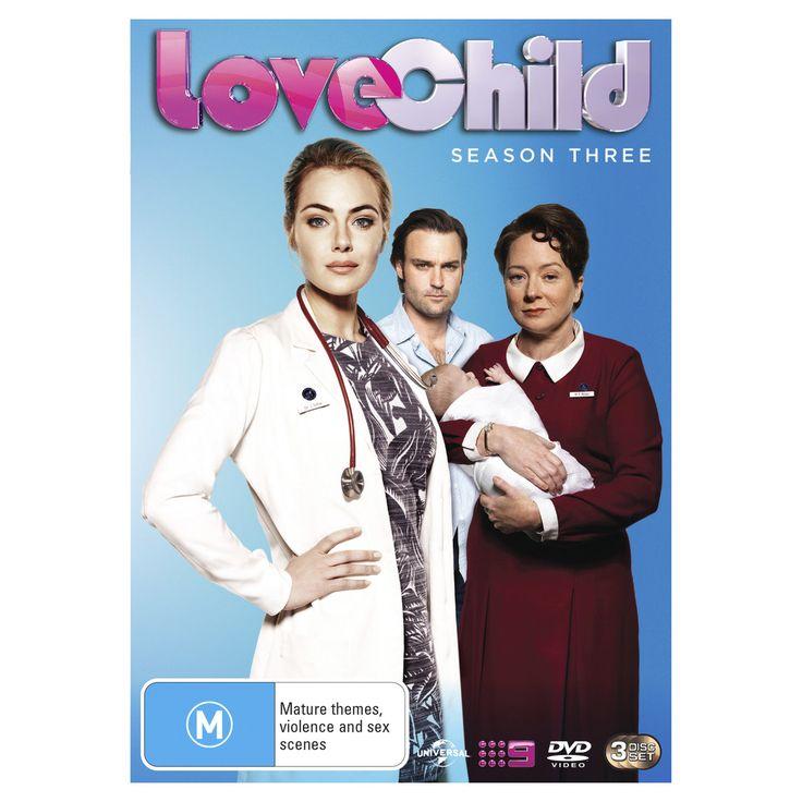 Love Child: Season Three - DVD | Kmart