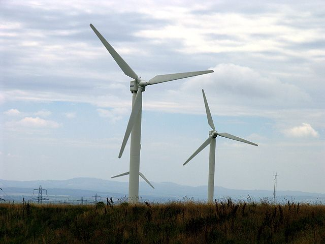Delabole wind farm in Cornwall Onshore Wind Farms - England - wind turbine repair sample resume