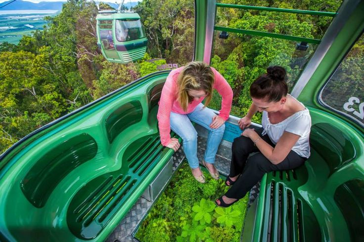 Skyrail Rainforest Cableway Cairns, QLD