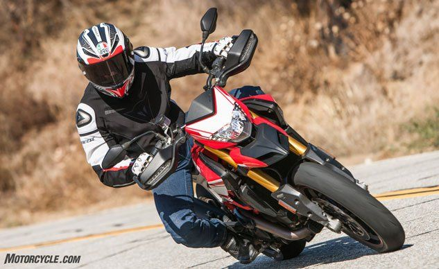 2017 Ducati Hypermotard 939 SP Review