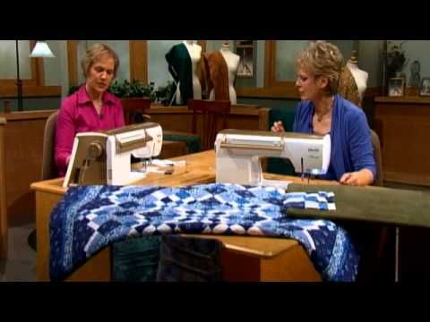Bargello Quilts with a Twist (Part 2 of 2)