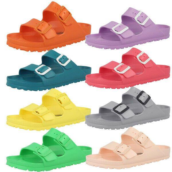 Birkenstock Arizona EVA Schuhe Sandalen Badelatschen