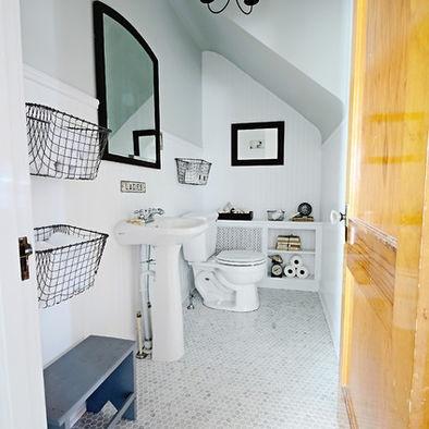 Best 25+ Bathroom Wall Baskets Ideas On Pinterest | Baskets On Shelves, Basket  Bathroom Storage And Wall Decor For Bathroom
