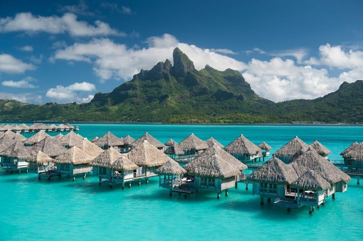 St Regis Bora Bora Resort - Luxury Overwater Bungalows | Exclusive Offers and Honeymoons Packages | Map, Photos and Best Rates | Book Today!