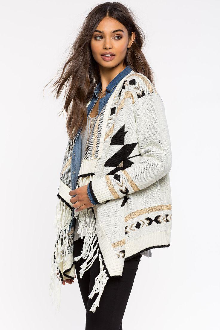 Кардиган Размеры: M/L Цвет: белый с принтом Цена: 951 руб.     #одежда #женщинам #кардиганы #коопт