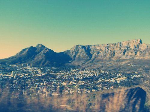 Table mountain you beauty