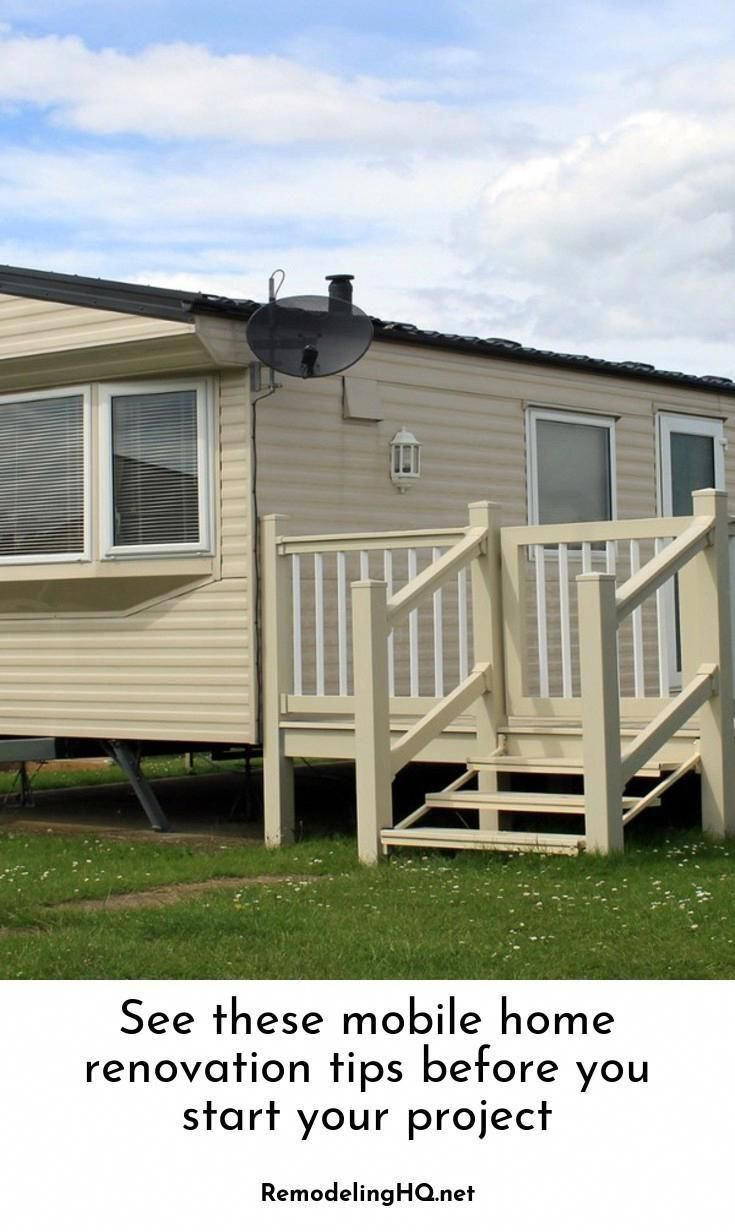 Remodeling A Mobile Home On A Budget Advice Mobilehomeremodel Mobilehome Renovating Remodelingam Remodeling Mobile Homes Home Remodel Costs Home Remodeling