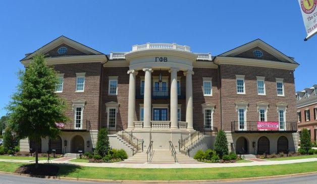 Gamma Phi Beta, University of Alabama