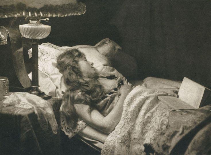 Eingeschlafen, 1897, Constant Puyo