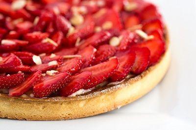 Tarte au fraises: six astuces pour réussir sa recette de tarte aux fraises - L'EXPRESS
