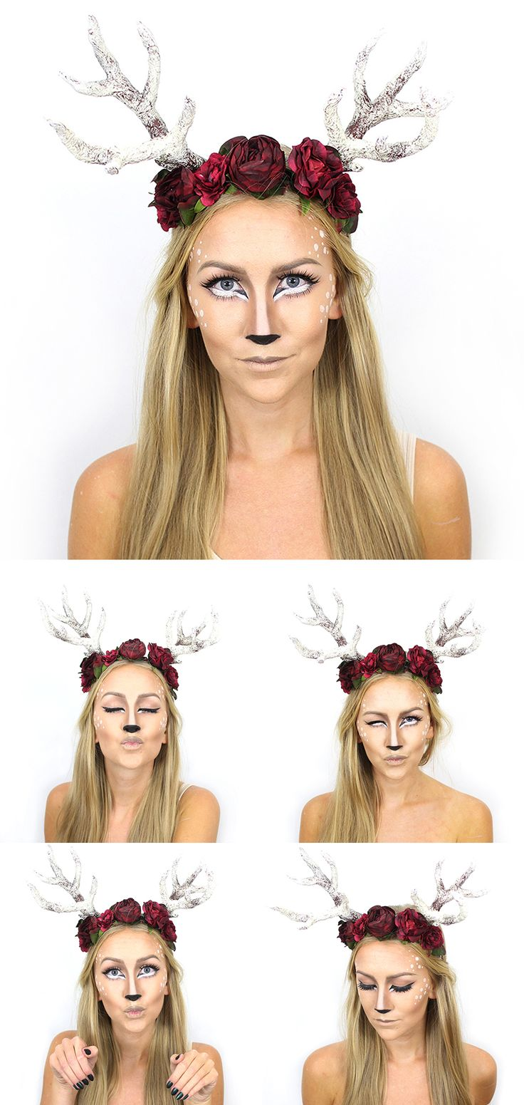 Oh deer...Have you figured out your Halloween look yet?
