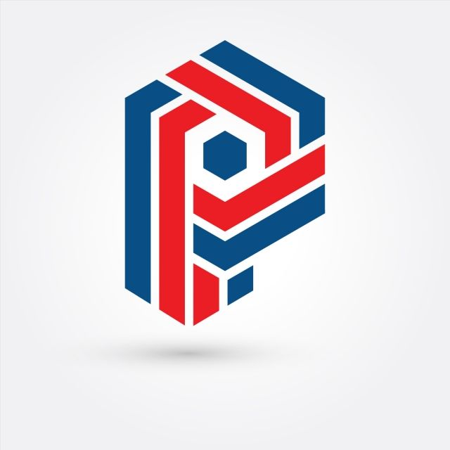 Abstrack P Letter Design Vector And Png P Letter Design Lettering Design P Logo Design