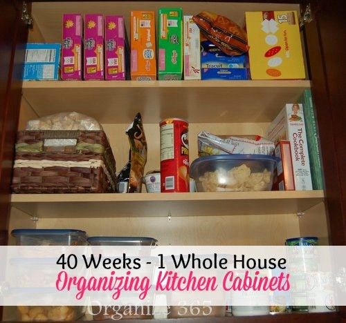 Organization For Kitchen Cabinets: 111 Best Professional Organizer's Think Tank Podcasts