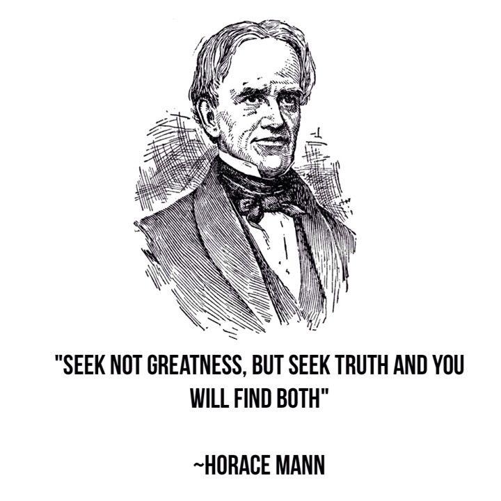 Horace Mann Quotes: 91 Best HML Images On Pinterest
